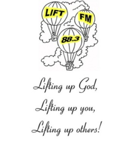 Lifting you into an atmosphere of praise!